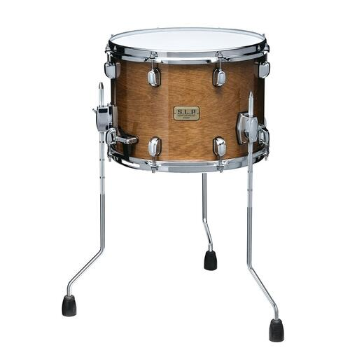Tama SLP Duo Snare 14x10in, Transparent Mocha