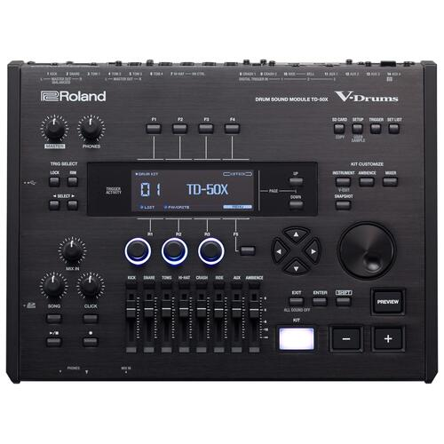 Roland TD-50X Drum Sound Module **PRE-ORDER NOW!!!**