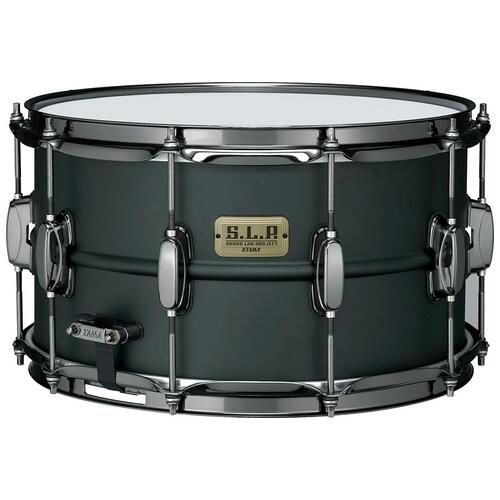 Tama LST148 SLP Big Black 14x8in Steel Snare