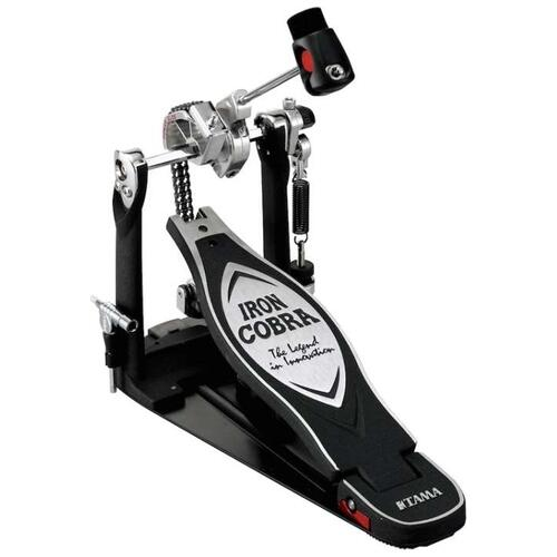 Tama Iron Cobra Power Glide Single Pedal with Case (HP900PN)