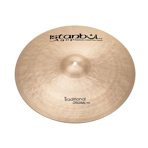 Image 1 - Istanbul Agop - Traditional Original Ride Cymbals