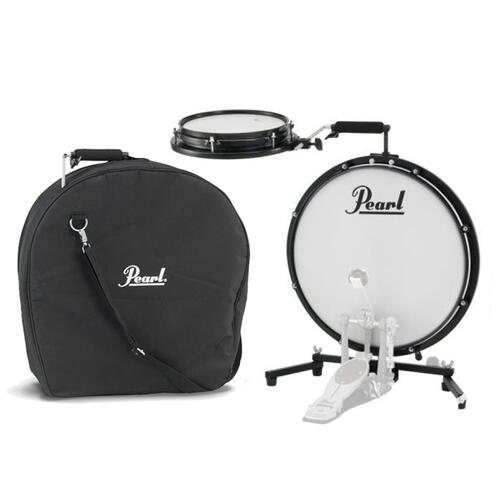 Image 6 - Pearl - Compact Traveler Kit PCTK-1810 with Case - Bundle