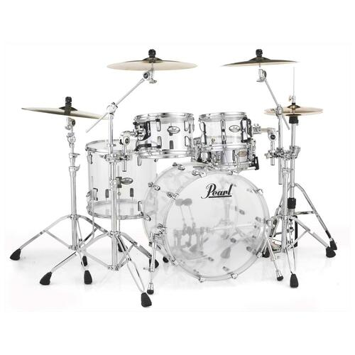 Pearl Crystal Beat Shell Pack in Ultra Clear