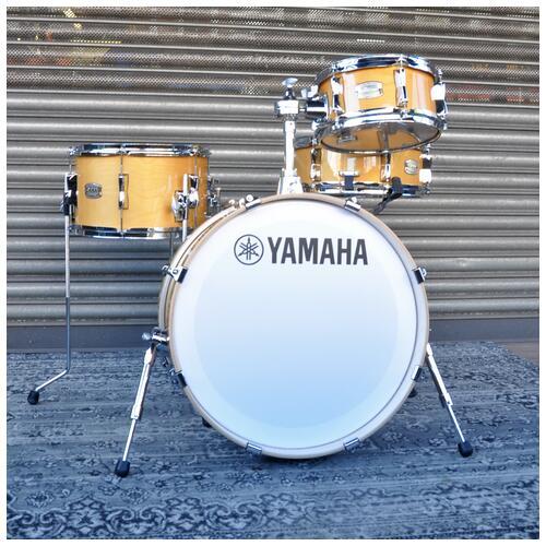 "Yamaha Stage Custom Hip 20"" shell pack SBP0F4H"