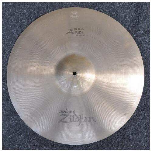 "Zildjian 20"" A Rock Ride *2nd Hand*"
