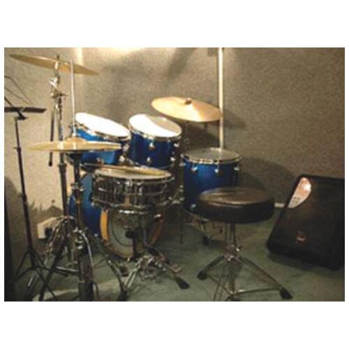 Soundproofed Practice Room - Drumshack Practice Room