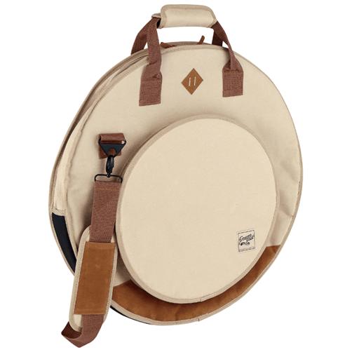 """Tama Powerpad Designer 22"""" Tan Cymbal Bag"""