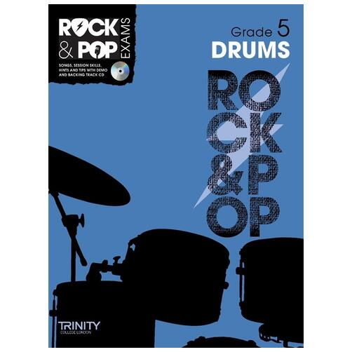 Trinity College London: Rock & Pop Drums - Grade 5