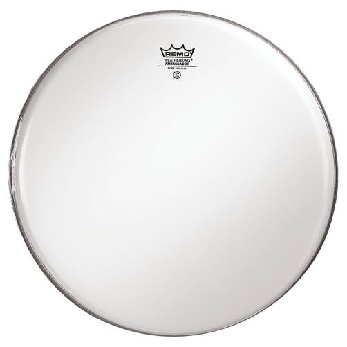 Remo Ambassador Tom Tom Heads (smooth white)