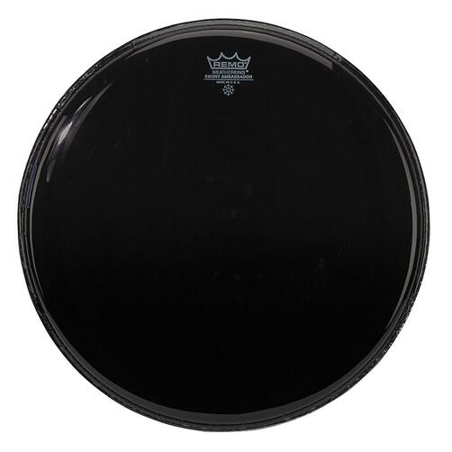 Remo Ebony Ambassador Tom Tom Drum Heads