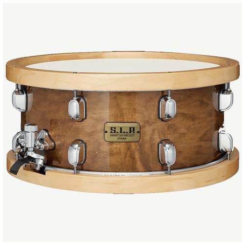 """Tama S.L.P. 14""""x 6.5"""" Studio Maple Snare Drum (LMP1465F-SEN)"""