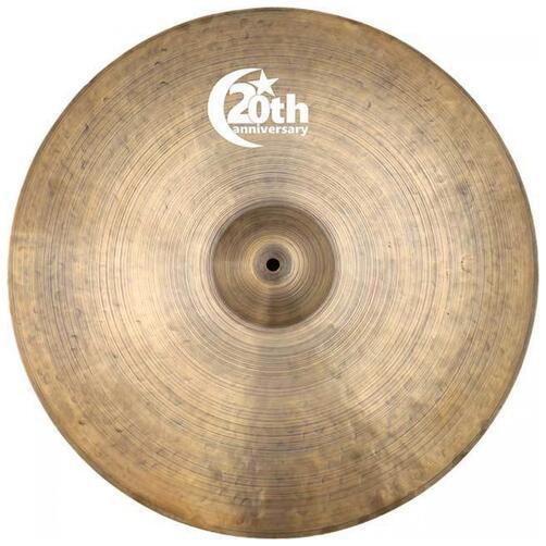 Bosphorus 20th Anniversary Ride Cymbals