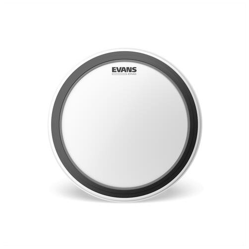 """Evans EMAD 22"""" Bass Drum Heads - Coated"""