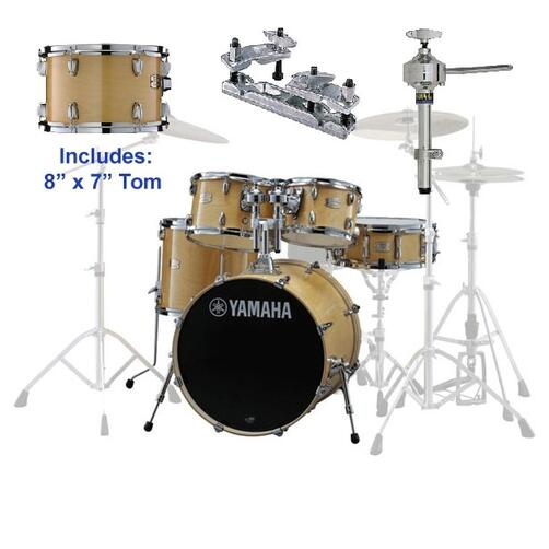 Yamaha Stage Custom Birch 20'' 6 Piece Shell Pack