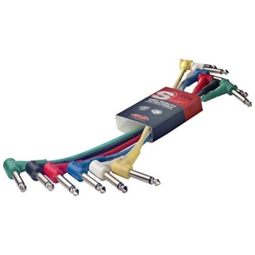 Stagg - 60cm Patch Leads/Cables