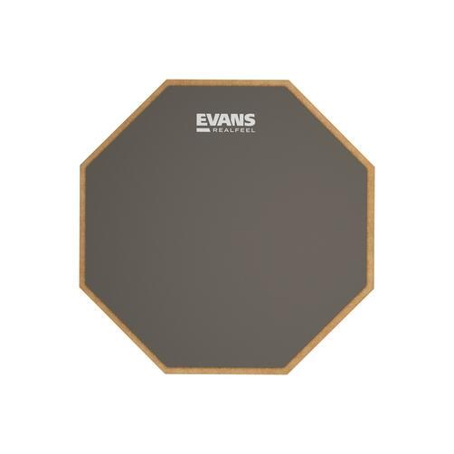 RealFeel by Evans Practice Pad Apprentice, Mountable 6''