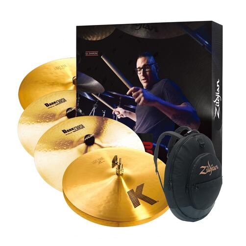 Zildjian K Series Box Set KP100