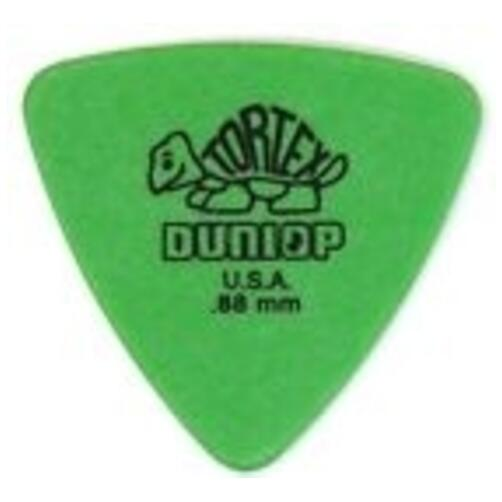 Jim Dunlop Tortex 0.88 Big Triangle plectrum