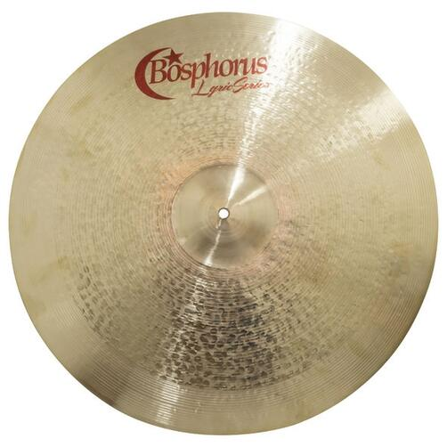 "Bosphorus Lyric Series 23"" Ride Cymbal"