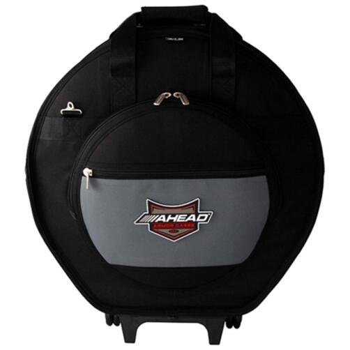 Ahead Armor AA6024W Deluxe Cymbal Case with Wheels