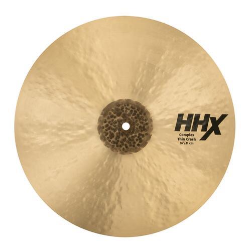 Sabian HHX Complex Thin Crash Cymbals