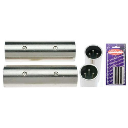 Stagg Male XLR Barrel Adaptor/Gender Changer