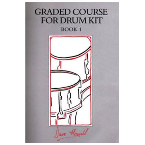 Graded Course for Drumkit Book 1