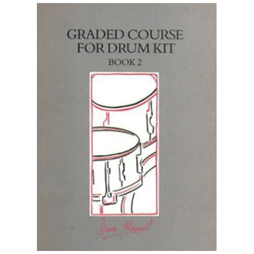 Graded Course for Drumkit Book 2