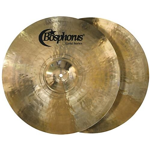 Bosphorus Gold Series Hi-Hat Cymbals