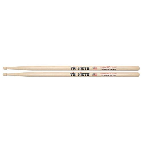 Vic Firth American Classic Double Glaze Wood Tip Drum Sticks