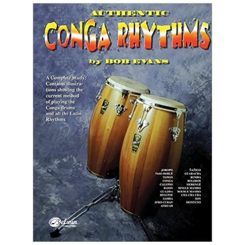 Authentic Conga Rythms - Bob Evans