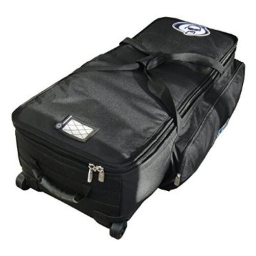 "Protection Racket Hardware Bag with wheels 5028W-01 (28"" x 14"" x 10"")"