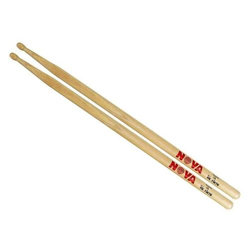 Vic Firth Nova 7A Sticks - Wood tip