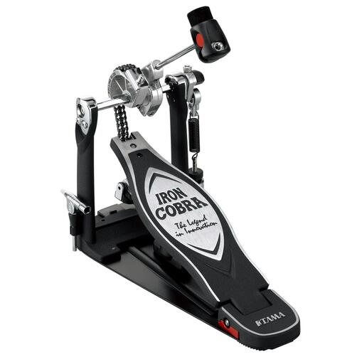 Tama Iron Cobra Rolling Glide Single Pedal with Case (HP900RN)