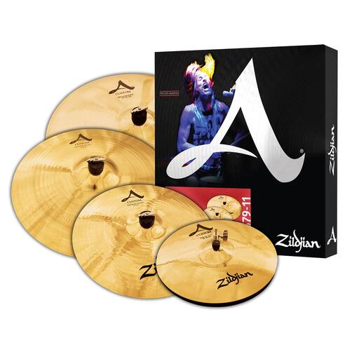 Zildjian A20579-11 A Custom Promo Box Set Plus 18in Crash