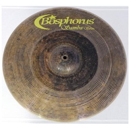 Bosphorus Samba Series Crash Cymbals
