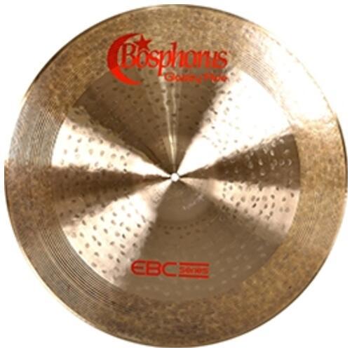 "Bosphorus EBC Series 21"" Glassy Ride Cymbal"