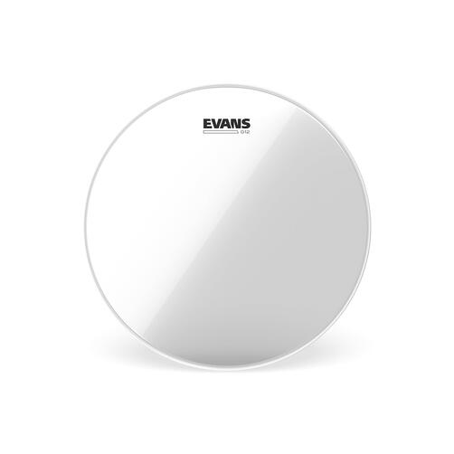 Evans G12 Clear Drum Heads