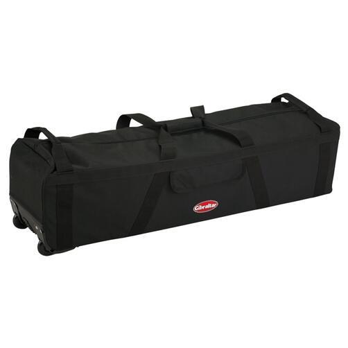 Gibraltar GHLTB Long Hardware Transport Bag with Wheels.