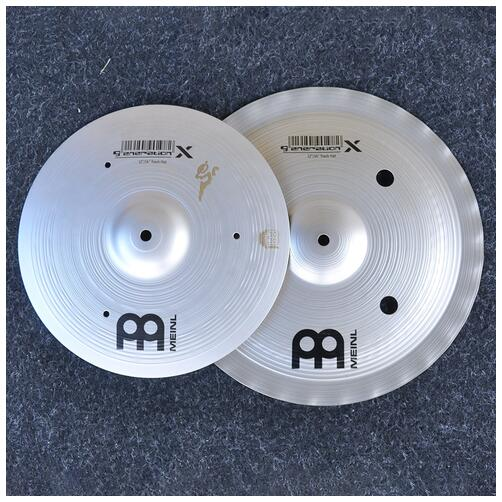 "Meinl 12/14"" Generation X Trash Hat Cymbal *Ex Demo*"