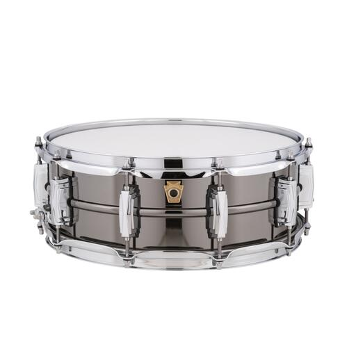 "Ludwig Black Beauty 14 x 5"" LB416 Supra-phonic Classic Lug Snare Drum"