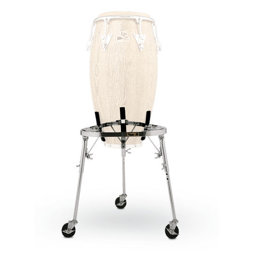 LP Collapsible Conga Stand with Wheels