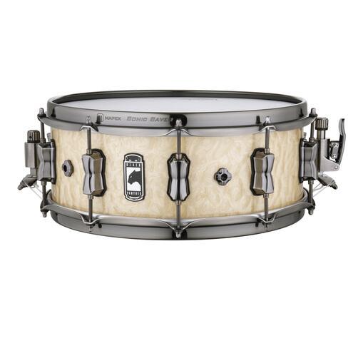 "Mapex Black Panther 14"" PEGASUS Maple / Walnut Snare Drum BPNMW4550LXN"