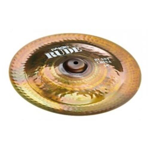 "Paiste 14"" Rude Blast China Cymbal"