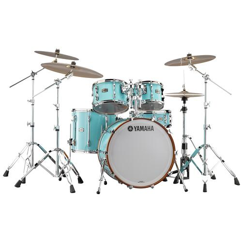 Yamaha Recording Custom Series Shell Pack In Surf Green