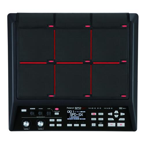 Roland SPD-SX Sampling Pad V-Drums Electronic Kit