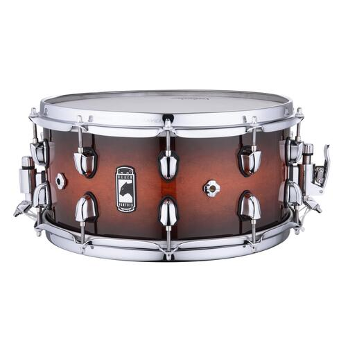 "Mapex Black Panther SOLIDUS 14""x7"" Maple Snare Drum BPNML4700CVD"