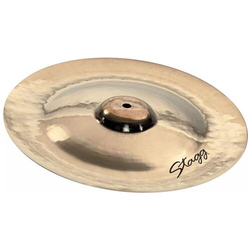 Stagg Dual Hammered DH China Cymbals