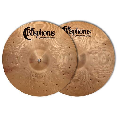 Bosphorus Syncopation Series Hi Hat Cymbals Pair