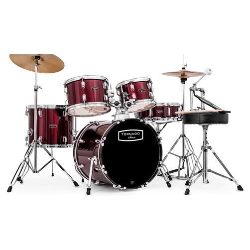 "Mapex Tornado III Compact 18"" Drum Kit"